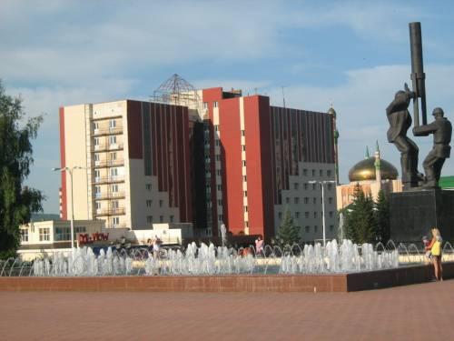 Гостиница Альметьевск
